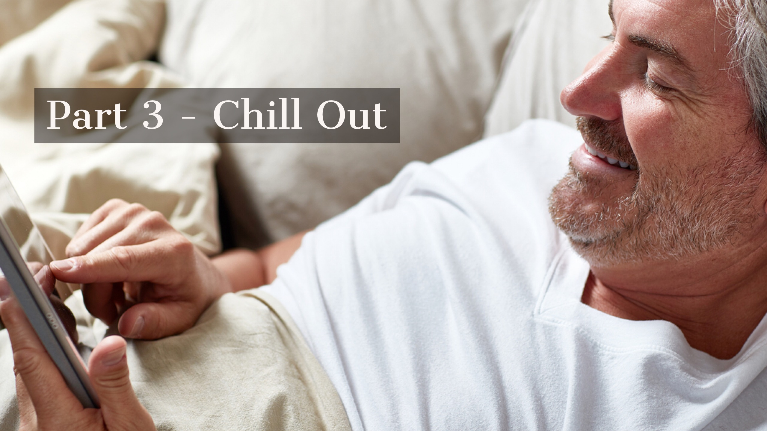 Communication on this topic: 3 Ways to Chill, 3-ways-to-chill/